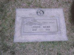 Lannie Webb
