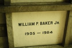 William P. Baker, Jr