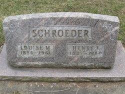 Louise M Schroeder