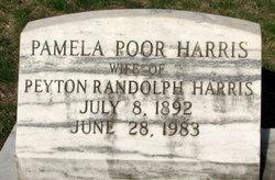 Pamela A <I>Poor</I> Harris