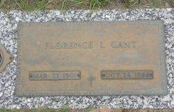 Florence Latonia <I>Iliff</I> Gant