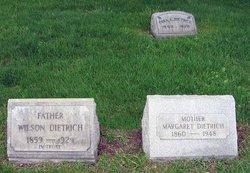 Margaret <I>McCallister</I> Deitrich