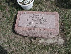 Robert Lee  Bobby Henneinke