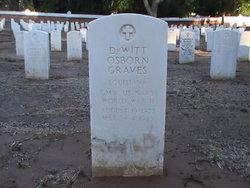 Dewitt Osborn Graves