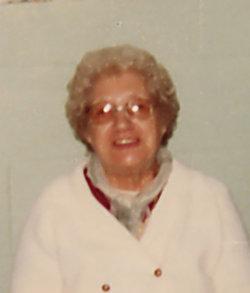 Gladys Hazel <I>Gee</I> DeYoung