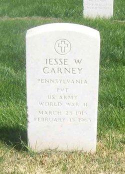Jesse W Carney