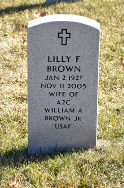 Lilly F. Brown