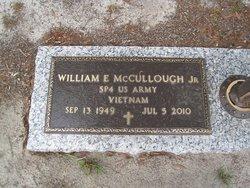 William E McCullough, Jr