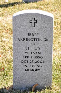 Jerry Arrington, Sr