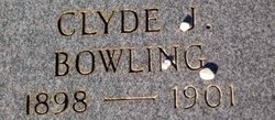 Clyde J. Bowling