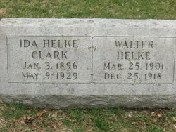 Ida <I>Helke</I> Clark