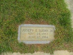 Mr Joseph E Sloan, Jr