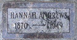Hannah Andrews