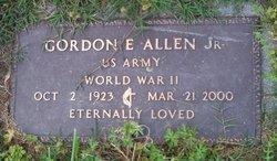 Gordon E. Allen, Jr