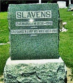 Zachariah M. Slavens