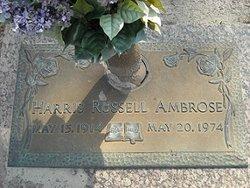 Harris Russel Ambrose