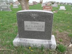 John Otis Alexander
