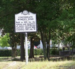 Confederate Womens Home Cemetery