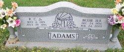 Bessie Sue <I>Mullin</I> Adams
