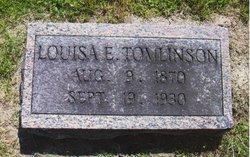 Louisa Ethel <I>Shirley</I> Tomlinson