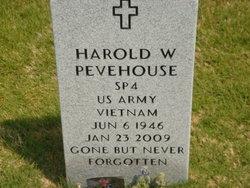 Harold W Pevehouse