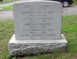 Edwin W. Pomeroy