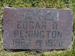 Edgar Robert Pennington
