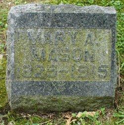 Mary Ann <I>May</I> Mason