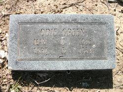 Odie Green