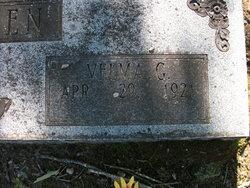 Velma Geneva <I>Smith</I> Green