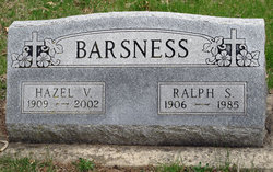 Hazel V. <I>Johnson</I> Barsness