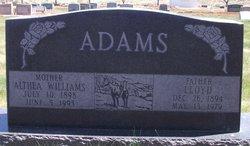 Lloyd Nielson Adams