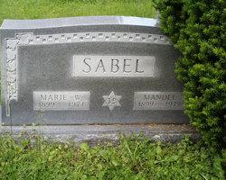 Mandel Sabel