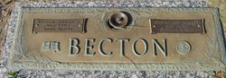 Alice Mildred <I>Harriett</I> Becton