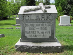 Charles C Clark