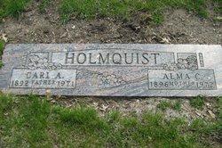 Alma Cecilia <I>Sullivan</I> Holmquist