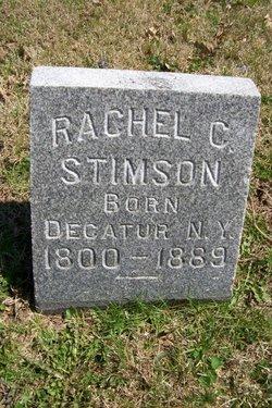 Rachel C. Stimson