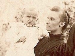 Harriet Sophia <I>McCall Ruggles</I> Graham