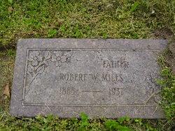 Robert W Mills