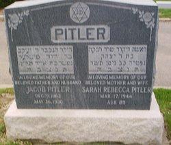 Sarah Rebecca Pitler