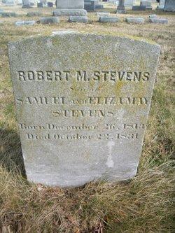 Robert M. Stevens