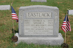 Sgt William T. Eastlack