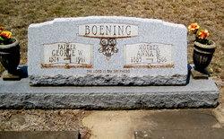 """Anna Gesine Margarete """"Annie"""" <I>Blank</I> Boening"""