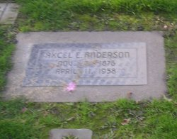 Dr Axcel Englebert Anderson