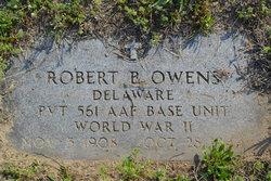 Robert B Owens