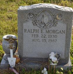 Ralph E Morgan