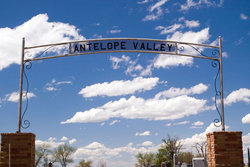 Antelope Valley Cemetery
