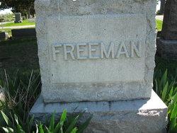 George Harvey Freeman