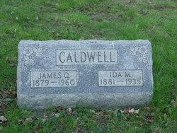 Ida May <I>Eells</I> Caldwell