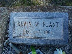 Kevin W Plant